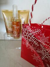 Scentsations By Body Source Vanilla Sugar 3 Piece Set With Loofah