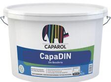 1 Eimer Caparol CapaDIN Innenfarbe - Weiss matt, 12,5 L