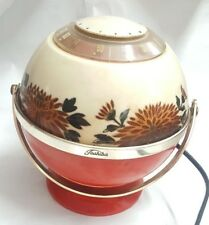 Toshiba Japan Rice Bowl /Flower Basket Transistor Radio Converted  Electric 240V