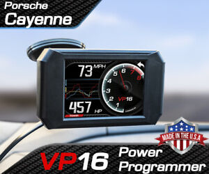 Volo Chip VP16 Power Programmer Performance Tuner for Porsche Cayenne