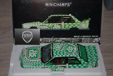 BMW M3 E30 Burgstaller Tic Tac #35 Minichamps 1/18 SEE INFO