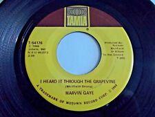 Marvin Gaye I Heard It Through The Grapevine 45 1966 Tamla Vinyl Record