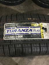 1 New 215 60 17 Bridgestone Turanza EL42 Tire