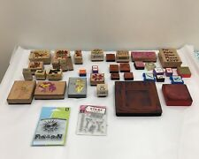 Large Lot Of Used Stamps Mixed Lot Tinkerbell Planets Etc 38