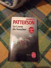 La lame du boucher de Patterson James