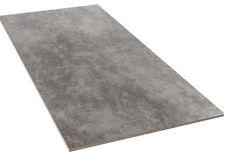 Bodenfliese 35x70 grau matt Zementoptik Betonoptik Zementstruktur 1. Wahl