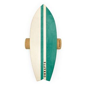 Surfer Balance Board, Yoga Balance Board, Fitness, Exercise, Sports, Surfing,Gym