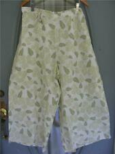 Flax Long Gauchos, Flax de soleil, Chamomile Blossom, M