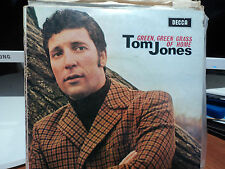 "Tom Jones ""Green, Green Grass Of Home"" 1967 DECCA Oz 7"" EP 45rpm"