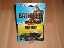 BATMOBILE COCHE METALICO DE BATMAN ERTL COMPANY 1989  NUEVO EN ORIGINAL BLISTER