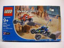 Lego Racers 8363 Baja Desert Racers Sealed