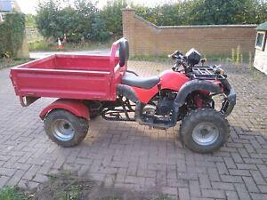I-Go farm utility ATV quad bike