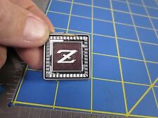 #1408 DATSUN 280ZX STEERING WHEEL CENTER CAP HORN BUTTON EMBLEM OEM 1979-1983