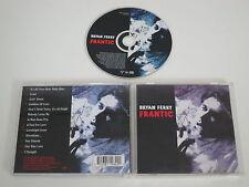 BRYAN FERRY/FRANTIC(VIRGIN CDVIR167+7243 8119842 1) CD ALBUM