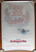 AN AMERICAN TAIL (1986)  ORIGINAL STYLE B MOVIE POSTER 1-sheet -  ROLLED