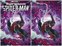 MILES MORALES SPIDER-MAN #19 SKAN SRISUWAN ASM #300 HOMAGE 2 COVER VARIANT SET