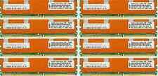 16GB KIT 8X2GB DELL PRECISION WORKSTATION 690 T5400 T7400 RAM MEMORY FBDIMM