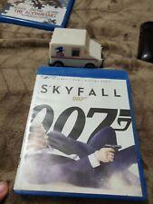 Skyfall 007 (Blu-ray, 2013,)