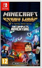 Minecraft Story Mode Switch (SP)