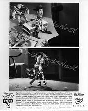 Toy Story 2 Animated 8x10 B&W Photo