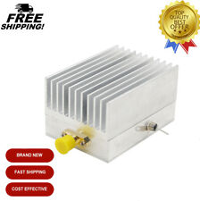 NEW 1PC FM High-frequency FM 100MHz RF Amplifier Transmitter Amplifier 1W