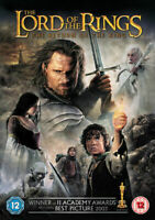 The Lord Of The Rings - The Return King DVD Nuovo DVD (1000579204)