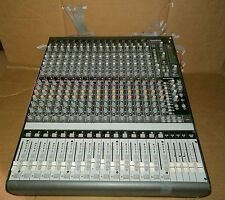 + adjust  panel for Mackie Onyx 1640 16-Channel Mixer  #44502