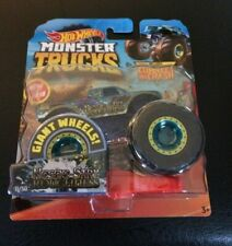 2019 Nessie-Sary Roughness Hot Wheels Monster Car W/Connect & Crash