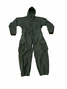 Keela Black Tactical Overall Coverall Paintballing Workwear Airsoft KC03B