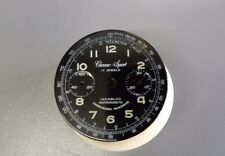 VINTAGE CHRONO SPORT CHRONOGRAPH V188 NEW DIAL FROM OLD STOCK, FRANCE MADE