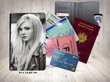 freya allan the witcher 001 carte identité grise permis passeport card holder