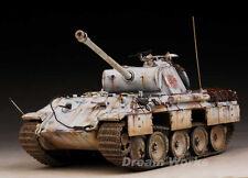 Award Winner Built Dragon 1/35 German Panther Snow Medium Tank +PE