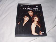 El Candidato (2000) DVD's 2-Discs Spanish Mexico Telenovela Lorena Rojas Latin