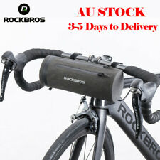 ROCKBROS Cycling Handlebar Bag Bicycle Front Bag Waterproof Bike Pouch 2L AU
