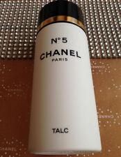 Enorme 150g más allá de rara Chanel no 5 parfumed Talco Talco Talco discontinuado