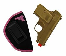Concealed Gun Holster for Women for Small 380 22 and 25 Pistols