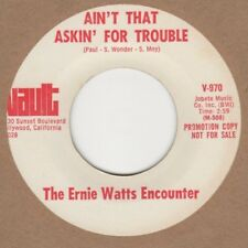 Ernie Watts Encounter Ain't That Askin For Trouble Vault Demo V-970 Soul Norther