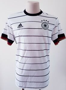 Germany 2019-2021 Home football Adidas Aeroready shirt size L Player Issue