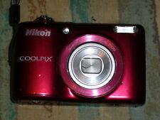 Nikon COOLPIX L26 15.1  MP Digital Camera - RED