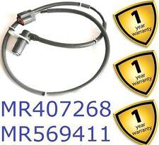 Mitsubishi Pajero/Shogun 3.2 3.5 2000-06 Front Left ABS Sensor MR407268 MR569411