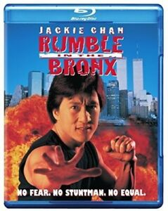 Rumble in the Bronx [New Blu-ray]