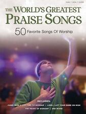 The World's Greatest Praise Songs : 50 Favorite Songs of Worship (2006,...