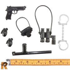 K-9 Accessory Set - Gear Set (Pistol & More) - 1/6 Scale - GI Joe Action Figures