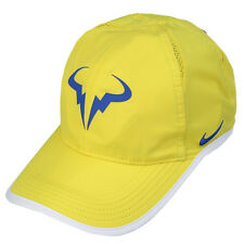 Nike Rafael Nadal Rafa Featherlight Adjustable Tennis Bull Cap Hat DRI-FIT