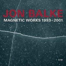 Jon Balke-Magnetic Works 1993-2001 2 CD NUOVO ++++++++++++++++++++