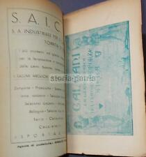 SIENA_STORIA LOCALE_ECONOMIA_TURISMO_ARTE_CALENDARIO_CRONOLOGIA_PUBBLICITA'_1947