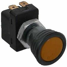 HELLA Red Light Push Pull Switch 3 Terminal 10 Amp H61778001, 80196