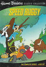 Speed Buggy Brand New but UNSEALED 4-DVD Set Region 0 (Plays on all Players)
