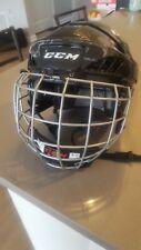 Hockey helmet Ccm Fl40 Size Youth S, face mask, Black