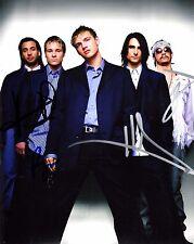 Gfa Aj McLean x4 Band * Backstreet Boys * Signed 8x10 Photo Proof B3 Coa